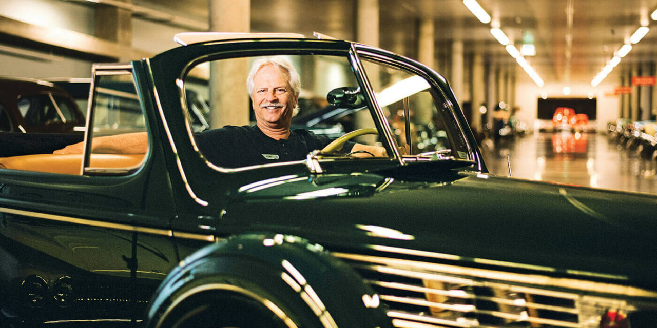 Curt Petersen, Tacoma Car Buff